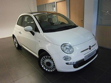 FIAT 500 1.2 69 cv Loumge 3p Manual