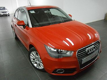 AUDI A1-SPORTBACK 1.2 86 cv TFSI Attracted 3p Manual