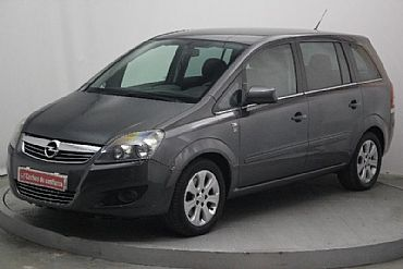 OPEL ZAFIRA 1.7 110 cv 1.7 CDTI 111 YEAR 4p Manual